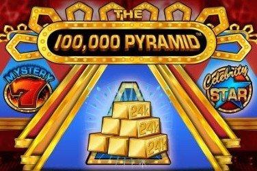 100,000 Pyramid Slot