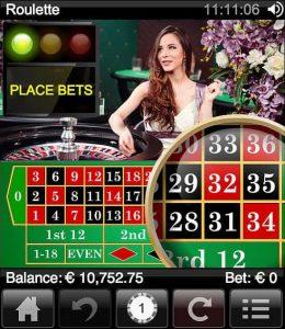 Image of evolution-mini-roulette