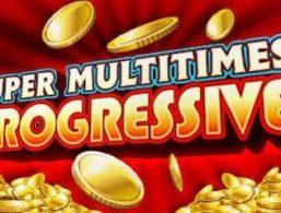 Play For Free: Super Multitimes Progressive Slot