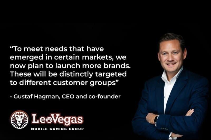 Gustaf Hagman, CEO of LeoVegas on Emerging Markets