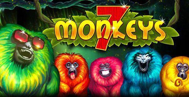 Screenshot of 7 Monkeys Slot