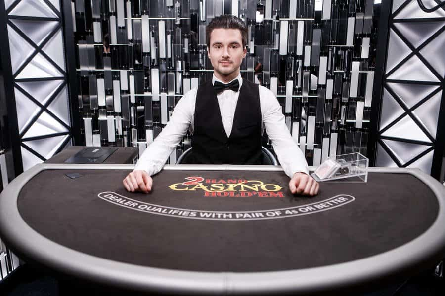 Image of 2 Hand Casino Hold'em
