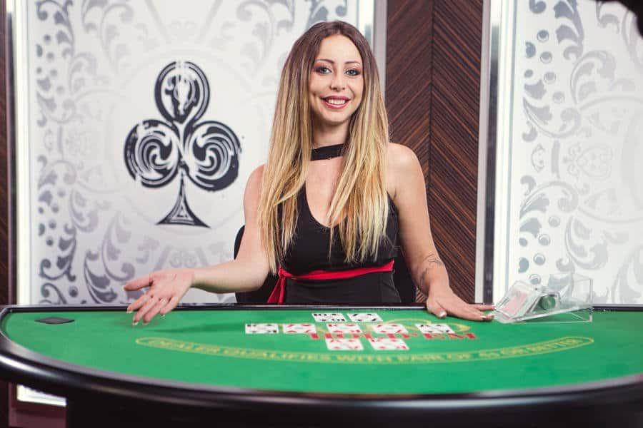 Image of Live Casino Hold'em Games