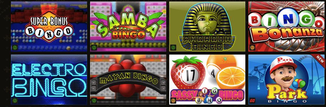 screenshot of Argo Casino