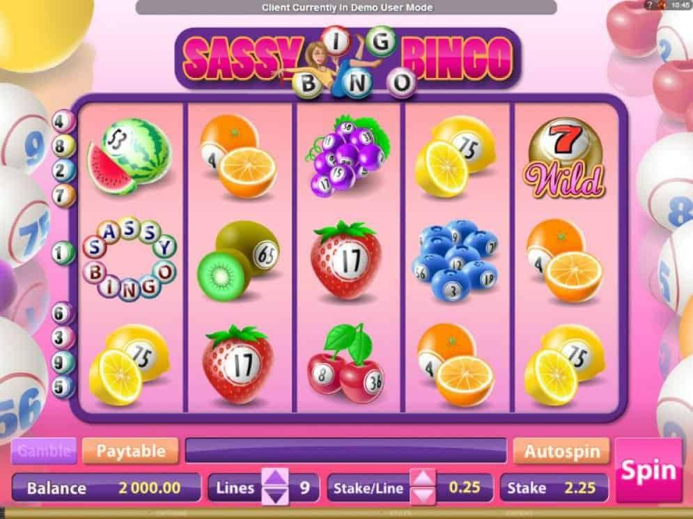 screenshot of Genesis Casino