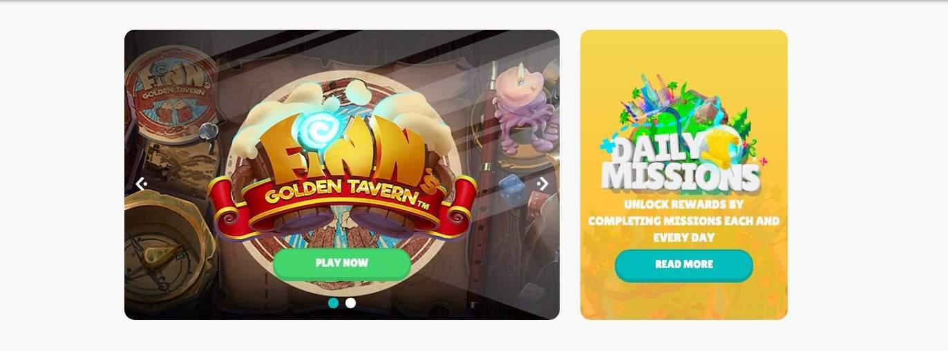 Screenshot of cashmio Homepage