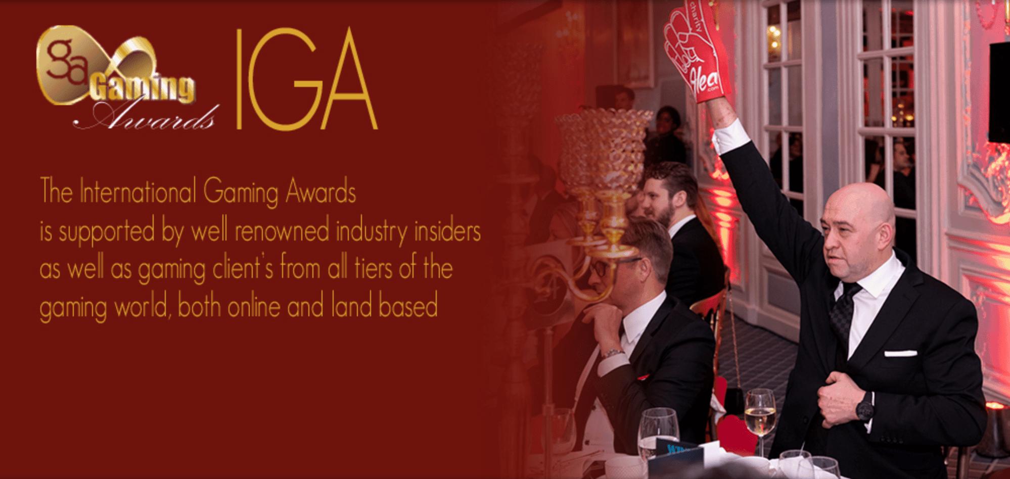 screenshot of IGA held on 2020