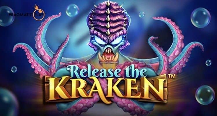 screenshot of Pragmatic launches Release the Kraken