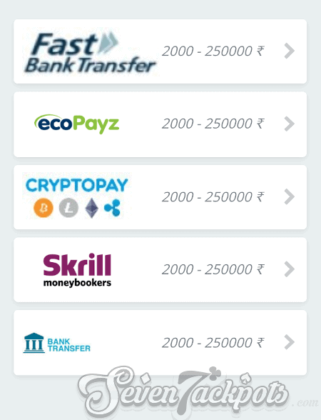 Screenshot of withdraw step 3