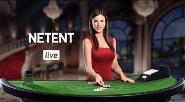 NetEnt Live Blackjack Selection