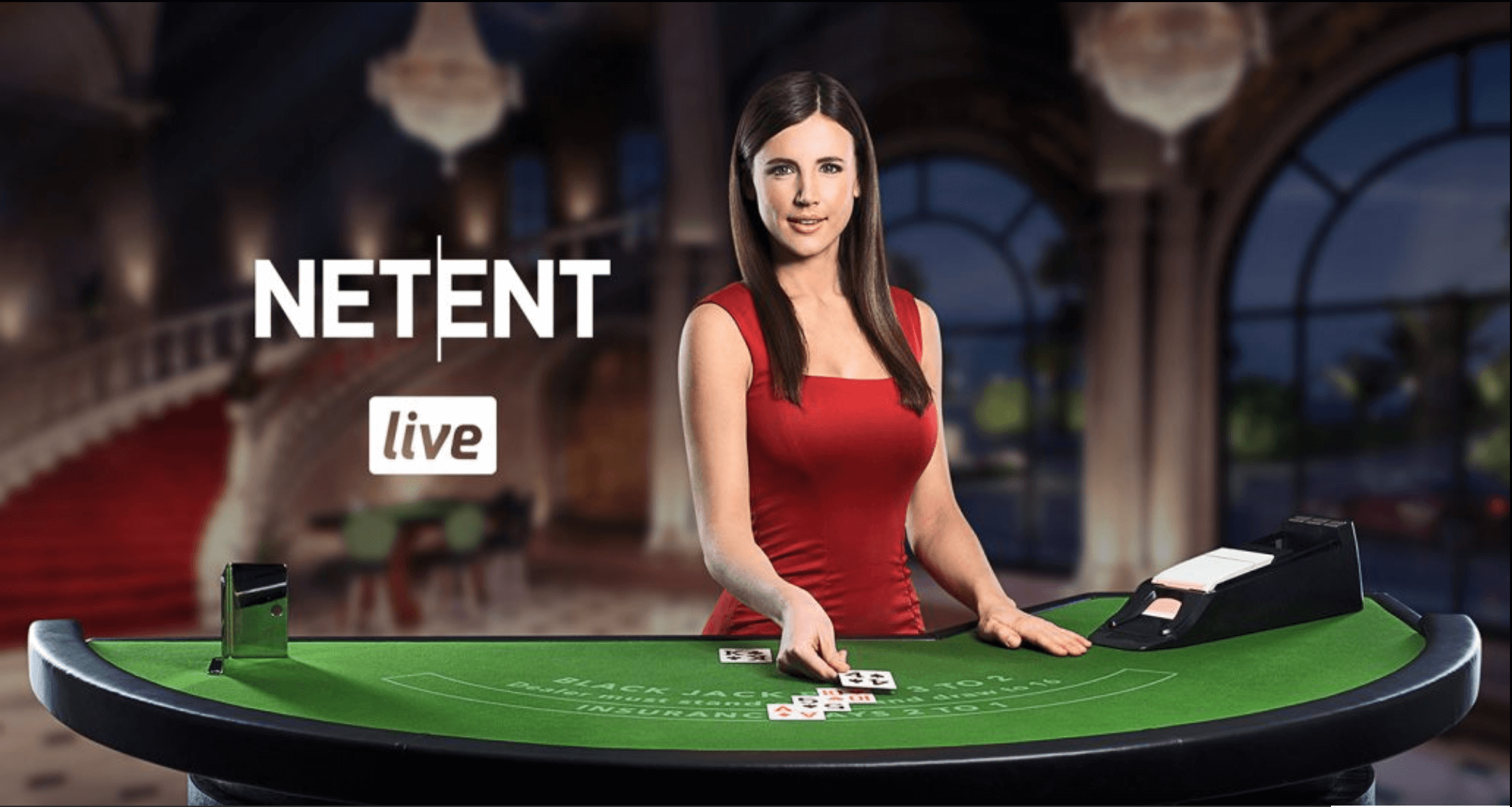 NetEnt Live Blackjack Selection 2020