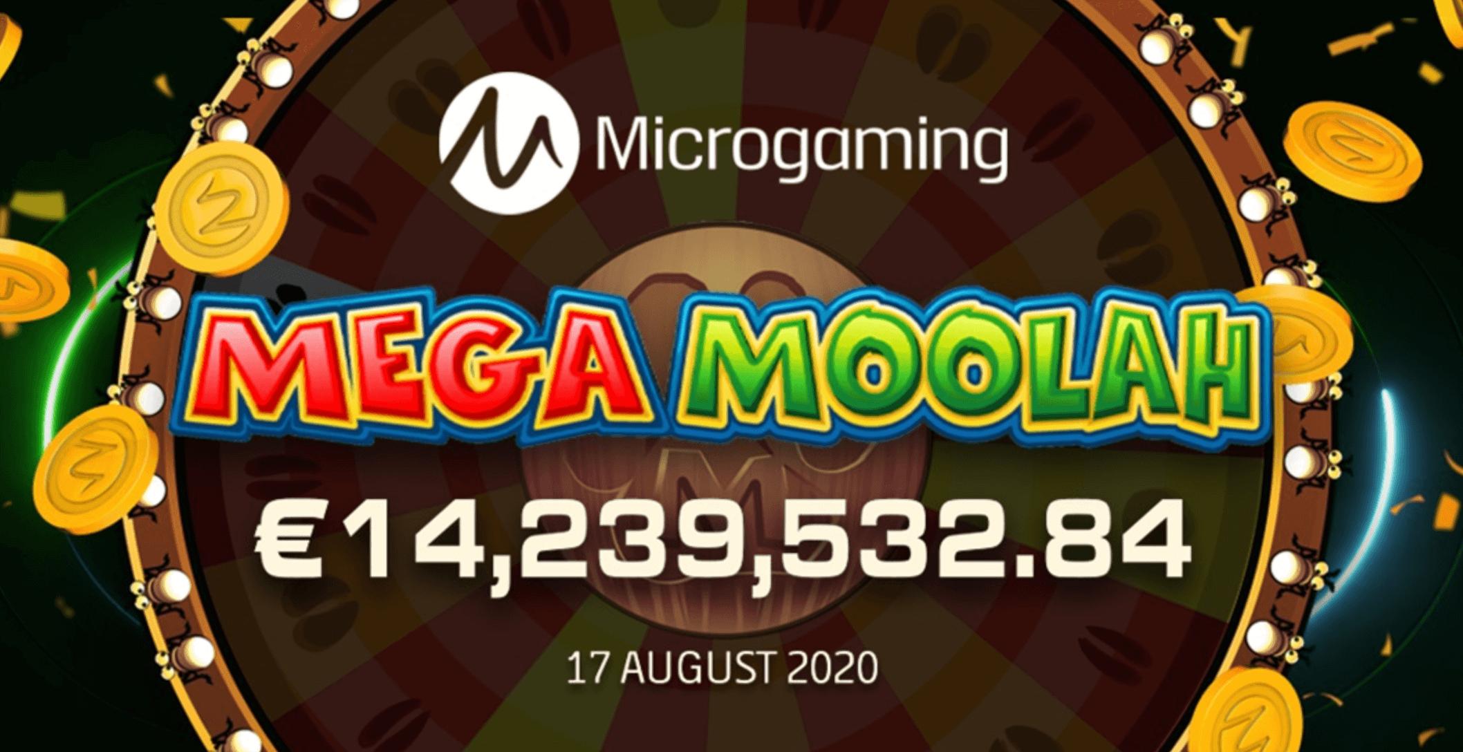 A Giant Jackpot of 3.7 Million Won on Mega Moolah