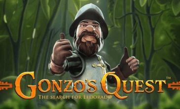 Gonzo's Quest slot icon