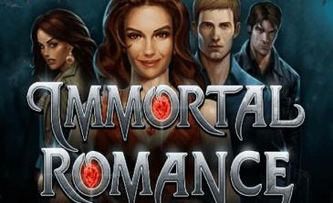 Immortal Romance slot icon